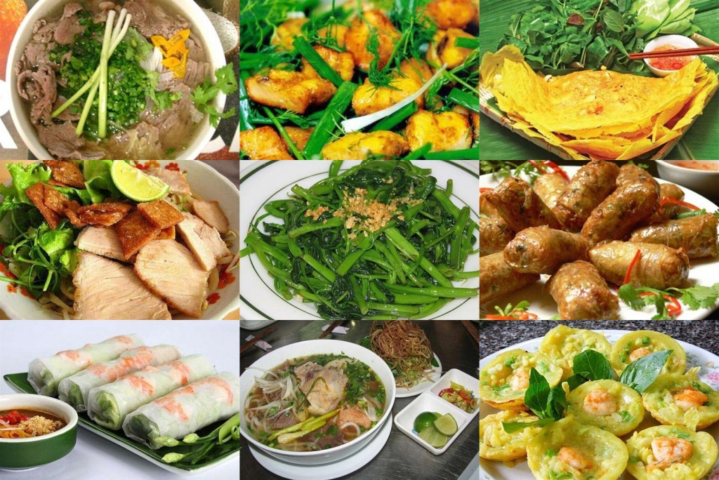 Dans La Cuisine Vietnamienne Ideovoyages